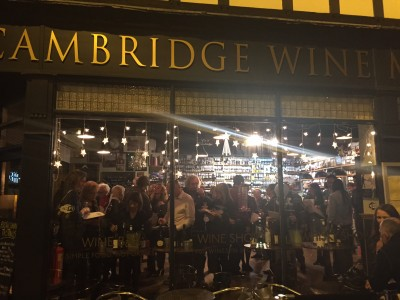 Cambridge Wine