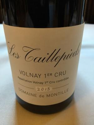 Volnay Les Taillepieds de Montille 2013 (480x640)