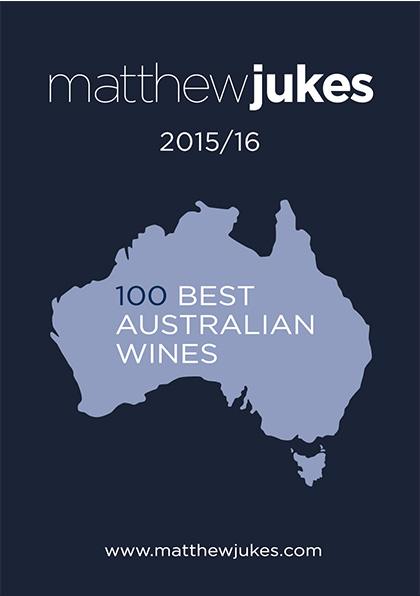 Matthew Jukes Report - 100 Best Australian Wines 2015/16