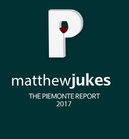 Matthew Jukes - Piemonte Report 2017