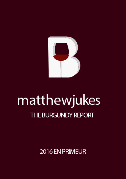 Matthew Jukes - Burgundy Report