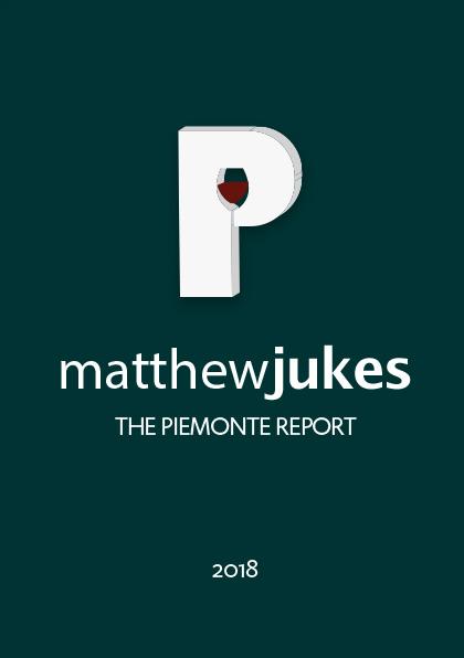 Matthew Jukes - Piemonte Report 2018