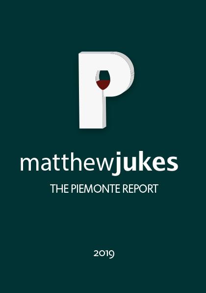 Matthew Jukes - The Piemonte Report 2019