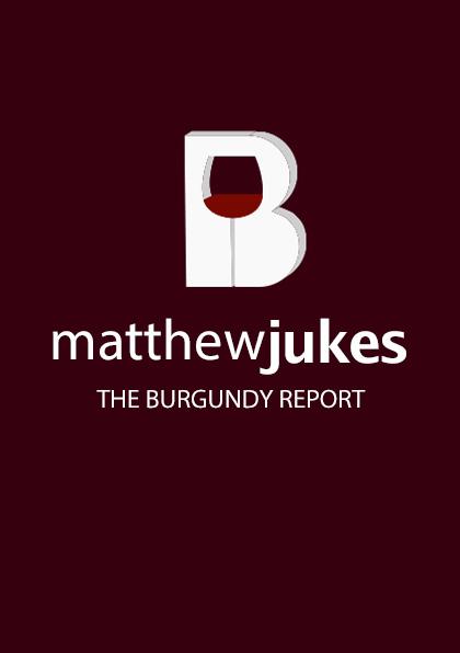 Matthew Jukes Reports – Burgundy